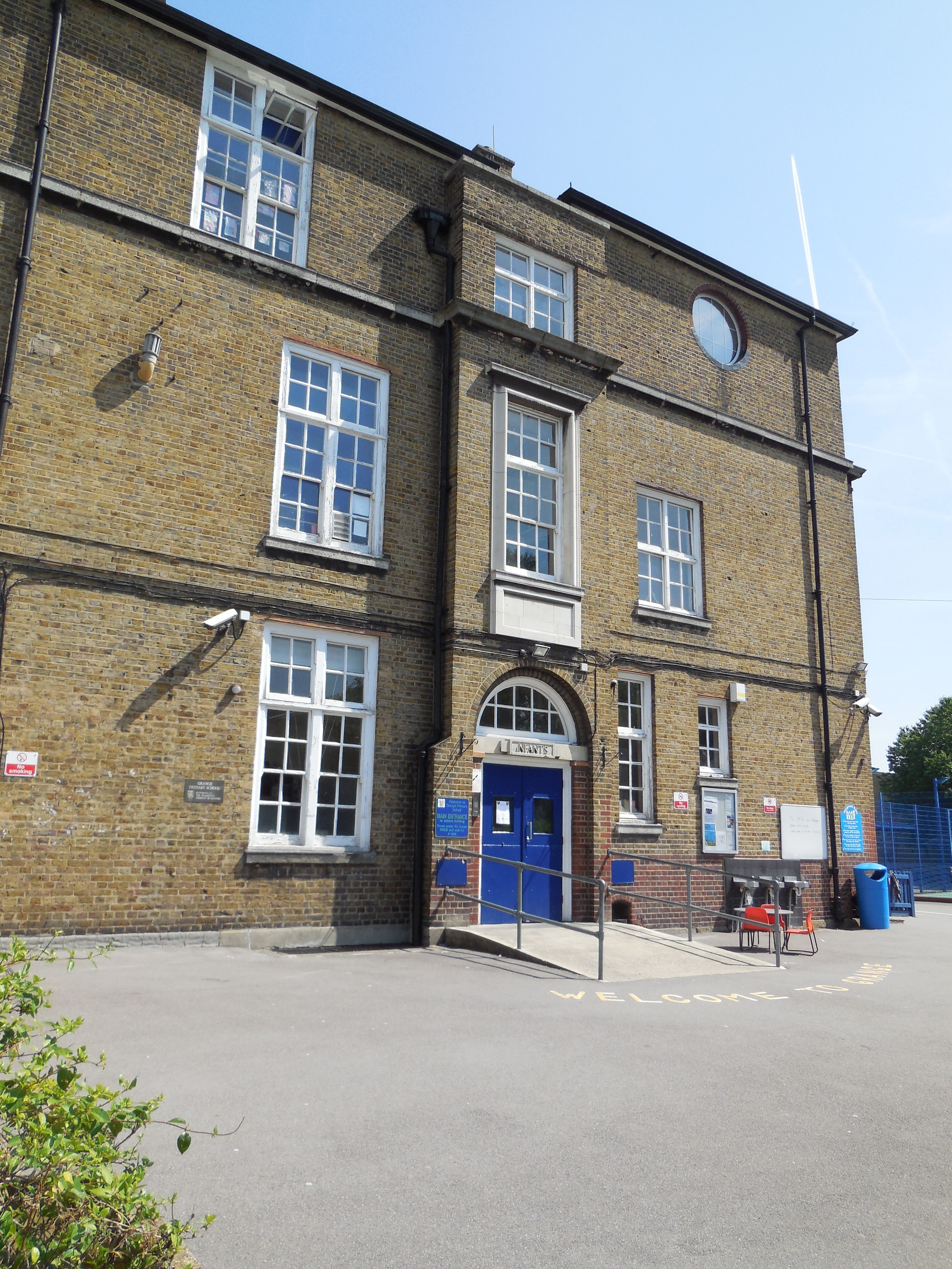 WEBB STREET SCHOOL 2014 this is where dad went to primary school 1947.jpg