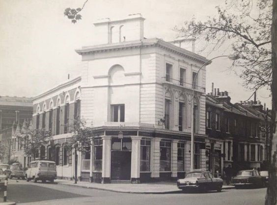 Southwark Park Tavern, Southwark Park Road  Bermondsey ,now closed.jpg