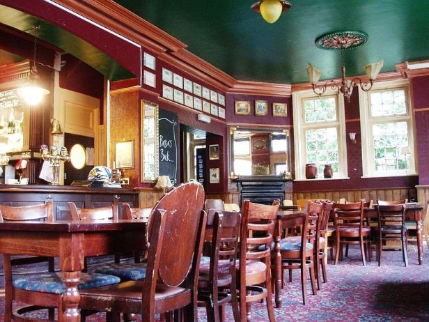 GULLIVER STREET INTERIOR OF THE SHIP & WHALE PUB..jpg