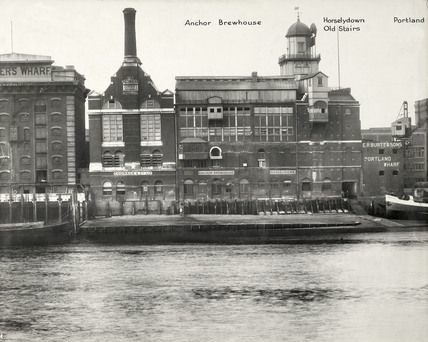 SHAD THAMES 1937,COURAGES BREWERY   X.jpg