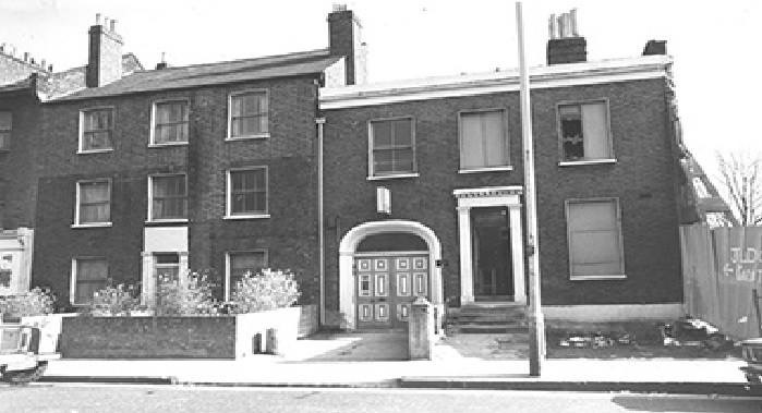 Albany Road, North Camberwell Radical Club,1978.jpg