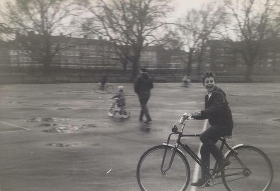 Southwark Park. The Area Where the Bandstand is Nowadays..jpg