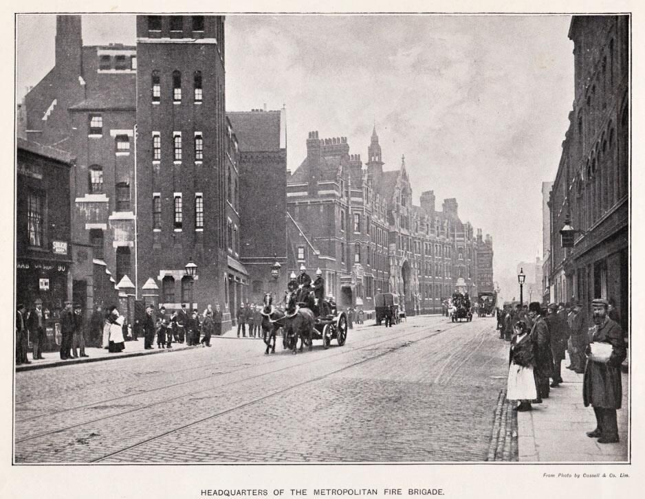 Southwark Bridge Road, this is the fire station, c1898..jpg