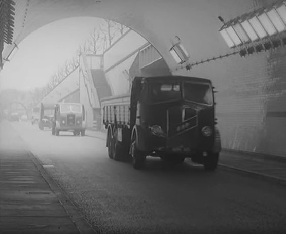 Rotherhithe Tunnel, Rotherhithe South Side in 1957 2.jpg