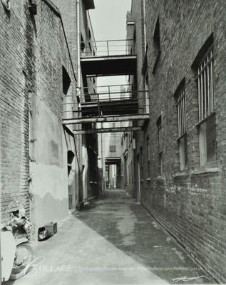 Rotherhithe Street, looking west by St Mary Church Street ..jpg