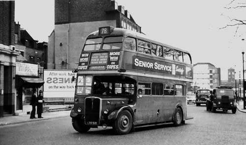 78 BUS turns into Dunton Road. I'm not sure of this can anyone help.jpg