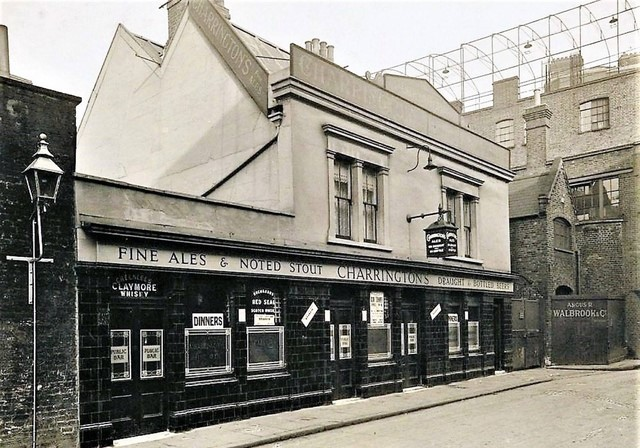 Tanner Street.The Blue Anchor was situated at 97 Tanner Street, c1931.jpg