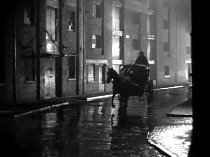 Clink Street from the 1952 film, The Hour of 13..jpg