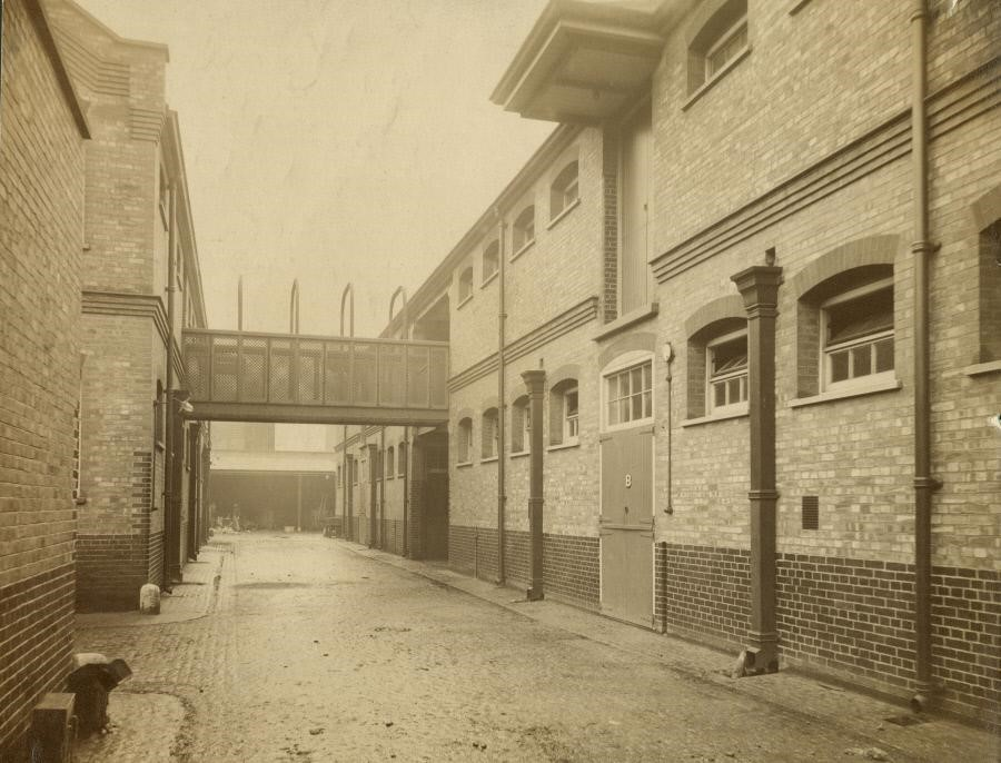 Neckinger Bermondsey Borough Council Depot 1902..jpg