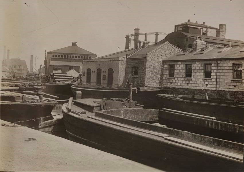 South Metropolitan Gas Works. c1920, Old Kent Road. 1.jpg