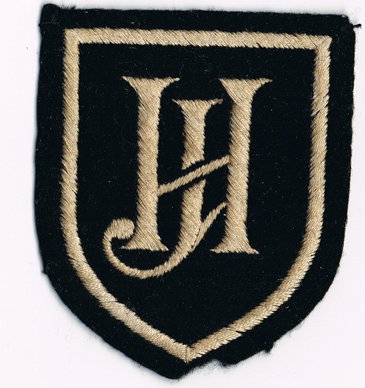 JH Dads School badge. John Harvard,Union Street, Borough..jpg