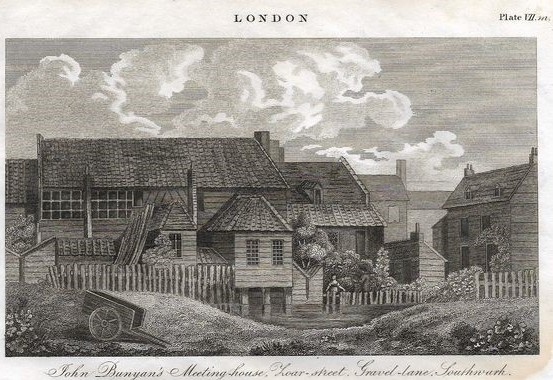 GRAVEL LANE LONDON 1814..jpg