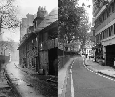 Colombo Street,Blackfiars,  picture on right 2015..jpg