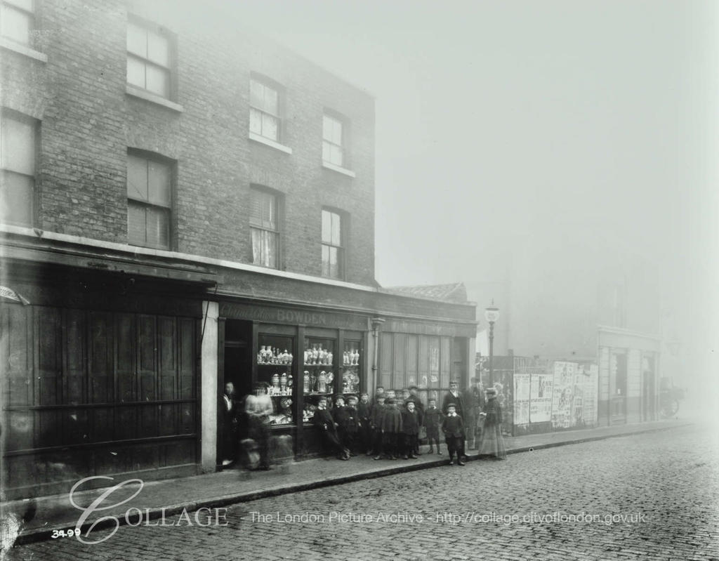 St Marychurch Street 1905.  X.png