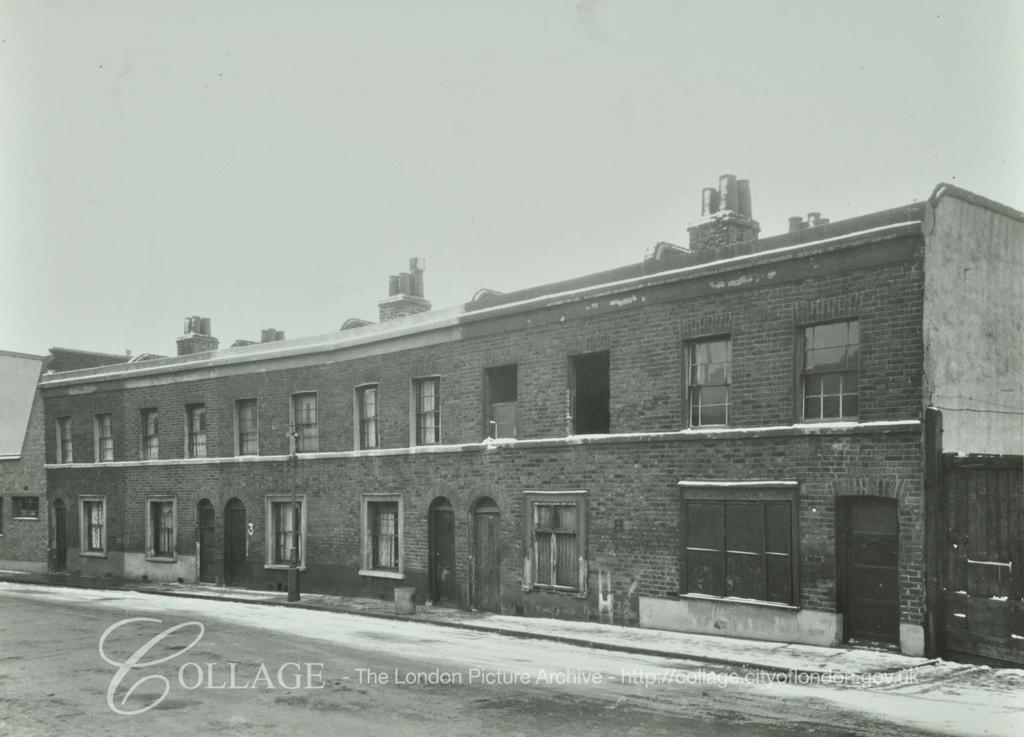 Cope Street  No,1-6,  c1952.  X.png