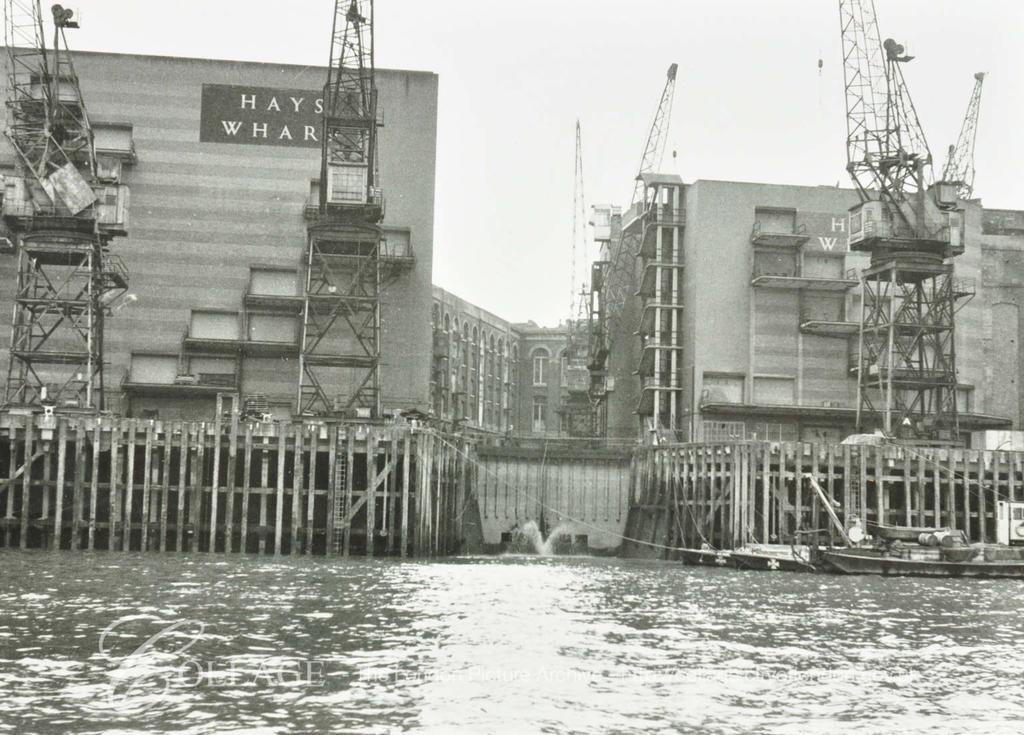 Hays Wharf, Tooley Street, 1969.  X.png