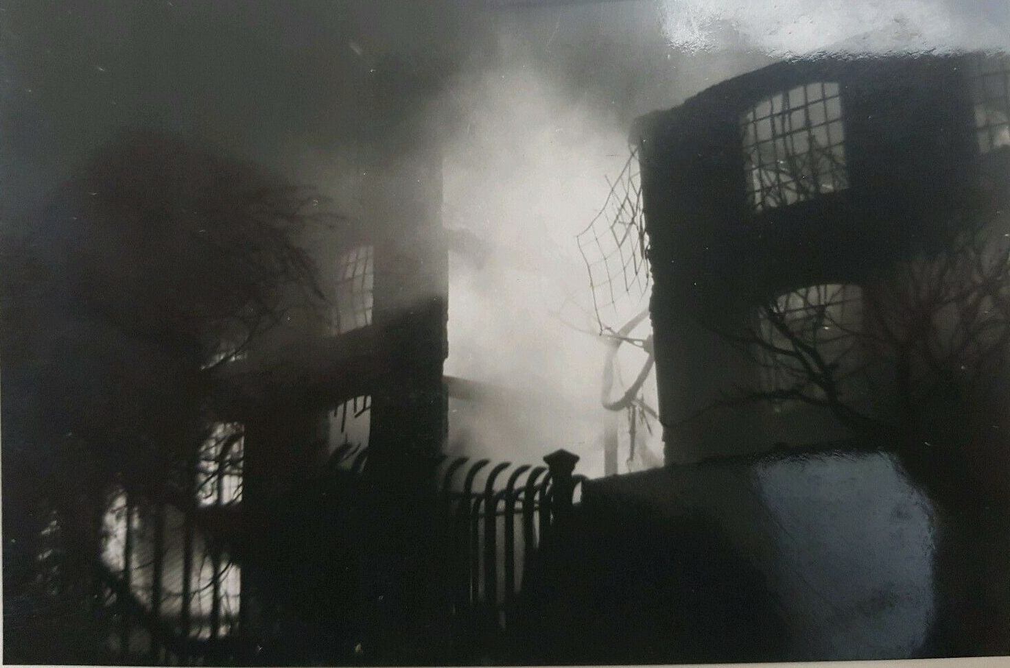 Redcross Street, Southwark Fire, WW2, London Blitz c1940.  X.png