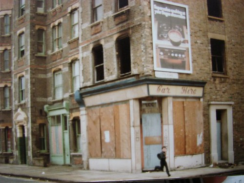 Albany Road,the corner of Silcote Road, Camberwell,c1982.  X.png