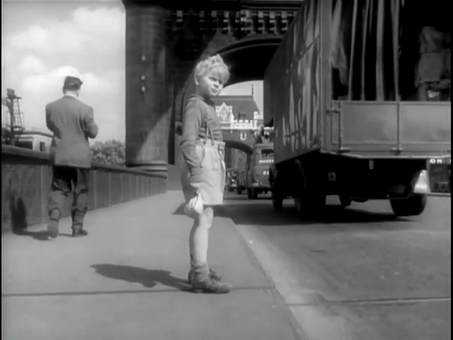 Tower Bridge.A happy memory for all of us that did this. From the film The Boy and the Bridge 1959,actor Ian Maclaine..png