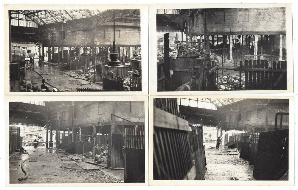 Borough Market, Southwark Aftermath of  Market Fire 1939, WW2. 3  X.png