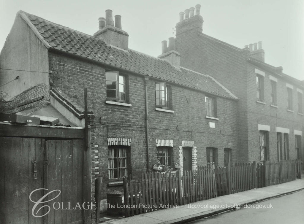 Diamond Street, No 18-22, c1955.  X.png