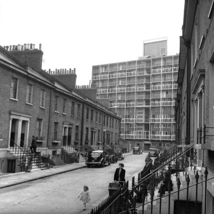 Sears Street, with Notley Street far end.  X.jpg