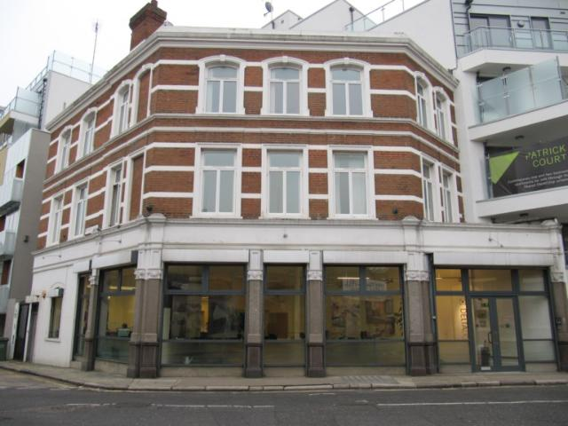 The General Abercrombie,(site of)94 Webber Street, Blackfriars. Rushworth Street formally Upper Green Street left.   X.png