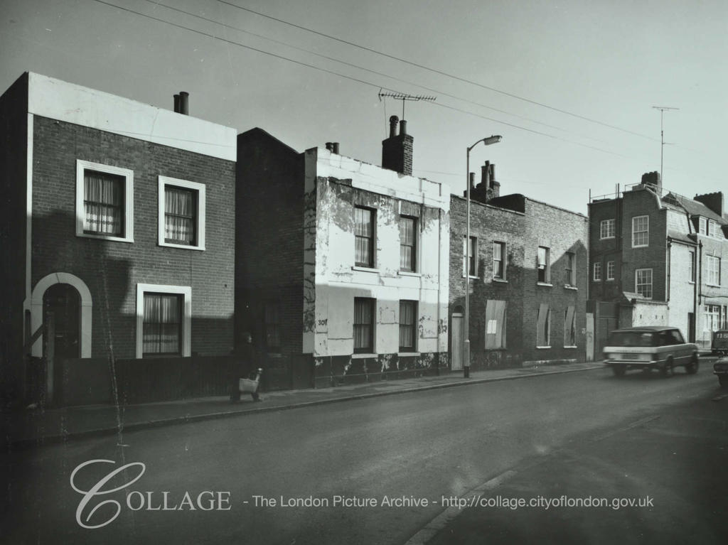 New Church Road,No 83, c1980.  X.png