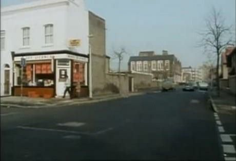 TV.  Dempsey & Makepeace. Monnow Road Junction of Simms Road by the Off Licence, Bermondsey 1986.  X.png