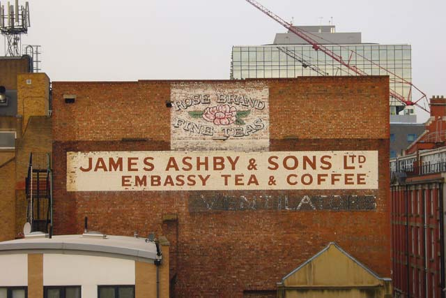 UNION STREET, James Ashby & Sons Ltd, Embassy Tea and Coffee. Home to Hayward Brothers, Ironfounders and makers of Ventilators, for eighty years before James Ashby moved here in the seventies. X.png
