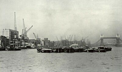 Cherry Garden Pier Rotherhithe 1949, looking towards Tower Bridge.   X.png