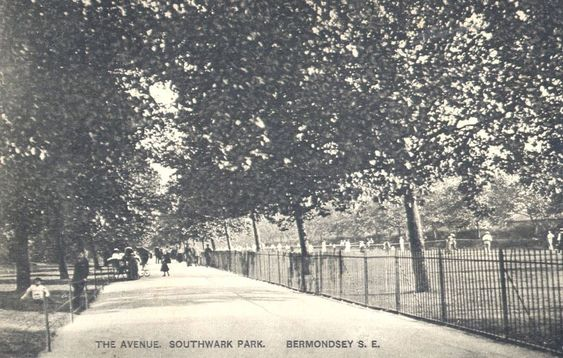 SOUTHWARK PARK, THE AVENUE.   X.png